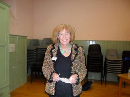 Fiona Savage Ice Breaker Speech