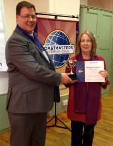 Moira Beaton - Winner of Waverley's Evaluation Contest