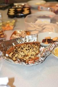 Duncan's famous sultana cake