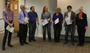 Evaluation Contestants